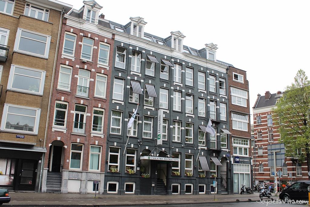 Amsterdam Hotel Hampshire Theatre