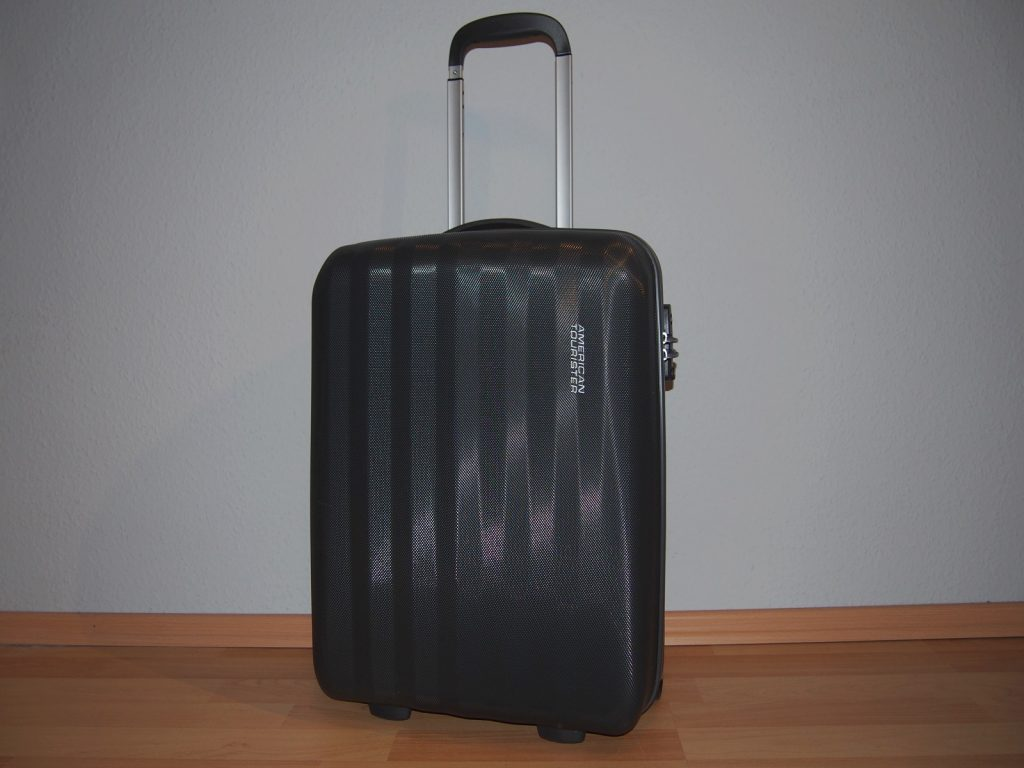 American Tourister PRISMO II UPRIGHT S STRICT in Graphite