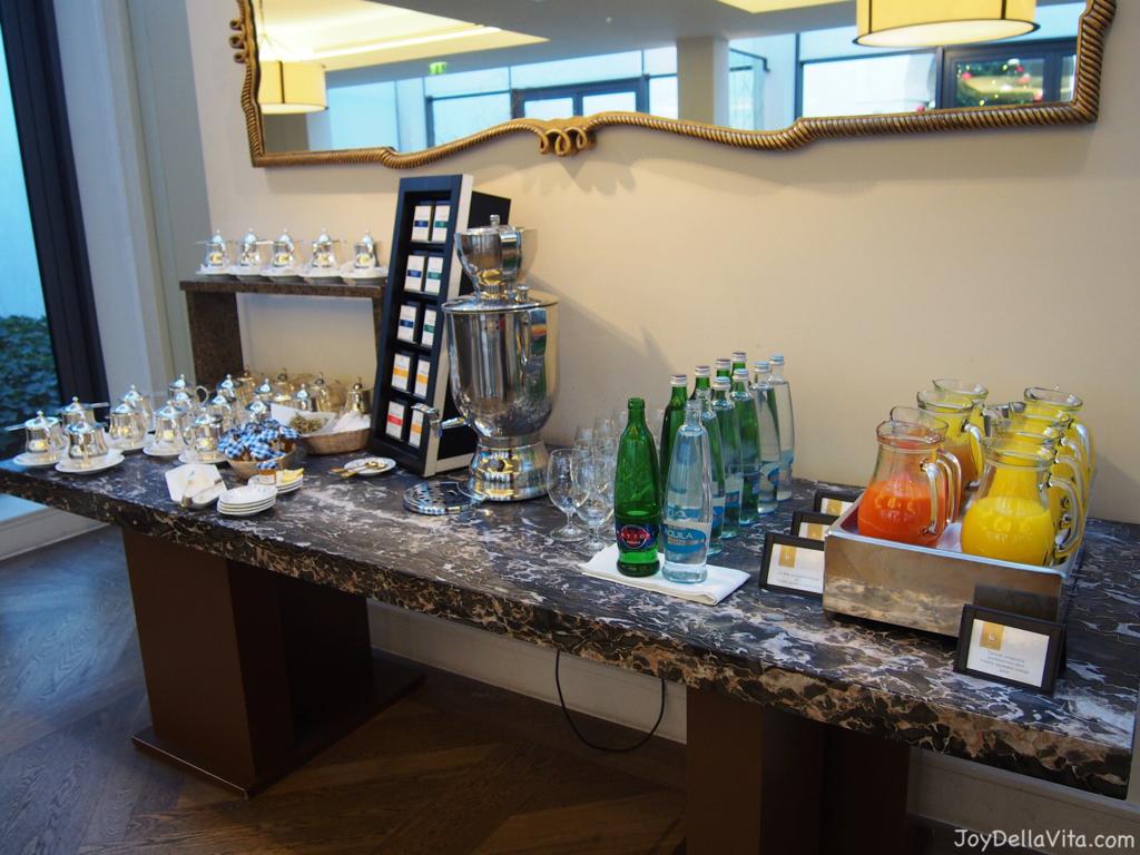 Augustine hotel prague 5 star the luxury collection joy for Augustine hotel prague