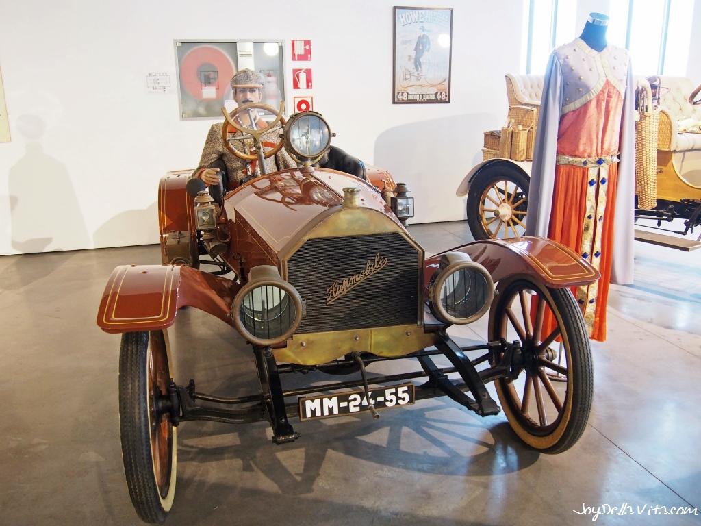 Museo Automovilistico de Málaga in Malaga – Joy Della Vita ...