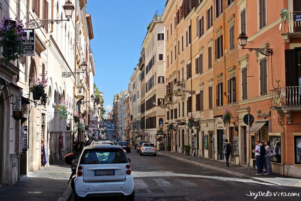 Rome Italy Travel Diary JoyDellaVita Travelblog