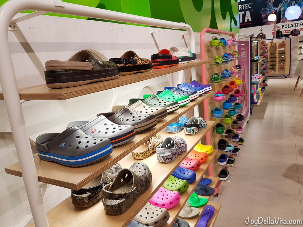 crocs OutDoor Friedrichshafen 2016 Blogger JoyDellaVita