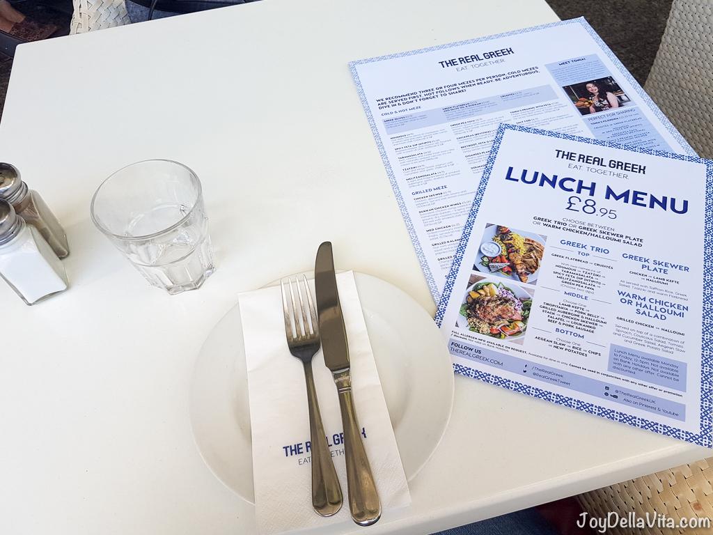 Italian Restaurant Westfield Shepherds Bush