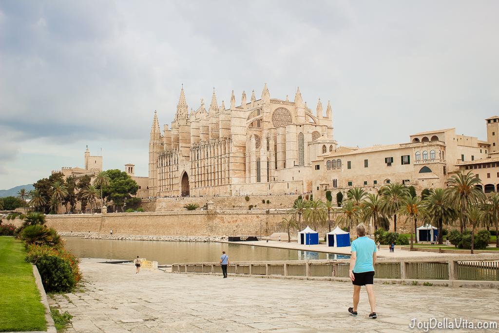 Travel diary 2 hours in palma majorca joy della vita - Zara palma de mallorca ...