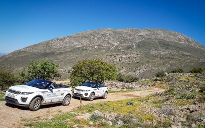 Land Rover Experience Greece Tour 1: Crete's wild East (Sitia, Xerokampos, Kato Zakros)
