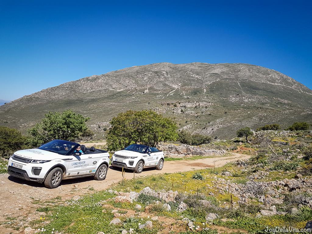 Land Rover Experience Greece Crete's wild East - JoyDellaVita.com