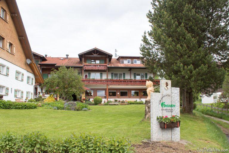 Restaurant Ferienhof Geissler Zell Oberstaufen Allgaeu - JoyDellaVita.com