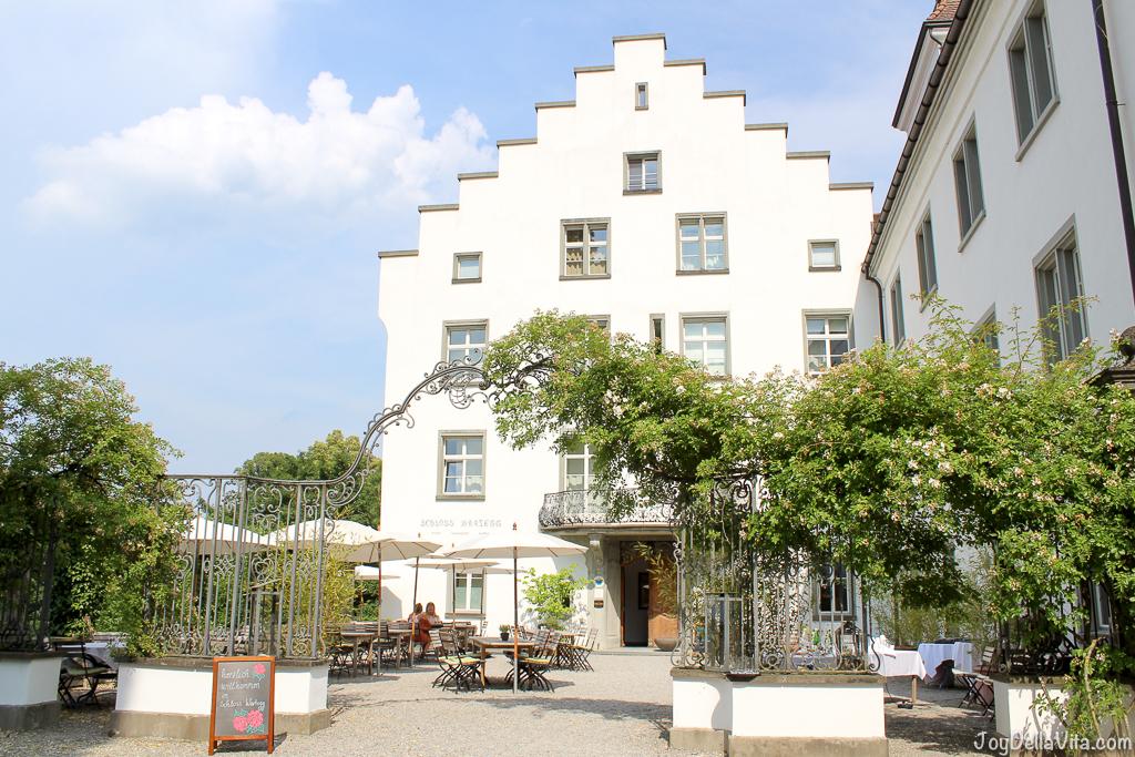 Castle Hotel Wartegg Rorschacherberg Lake Constance - JoyDellaVita.com