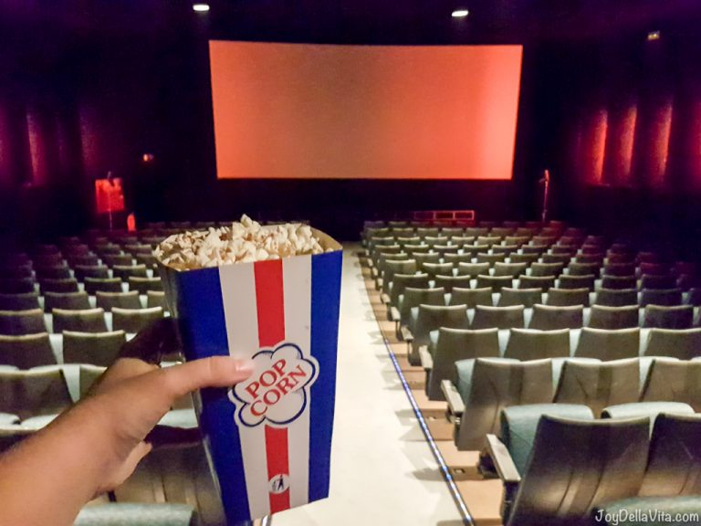 Cinema Spiderman July 2017 JoyDellaVita