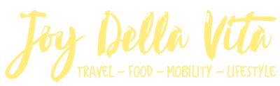 Joy della Vita - Travelblog by Lisa