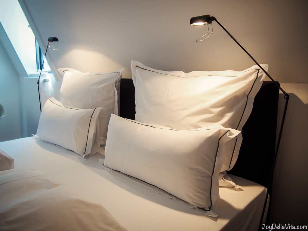 Staying at the qvest design hotel cologne joy della vita for Design hotel koeln
