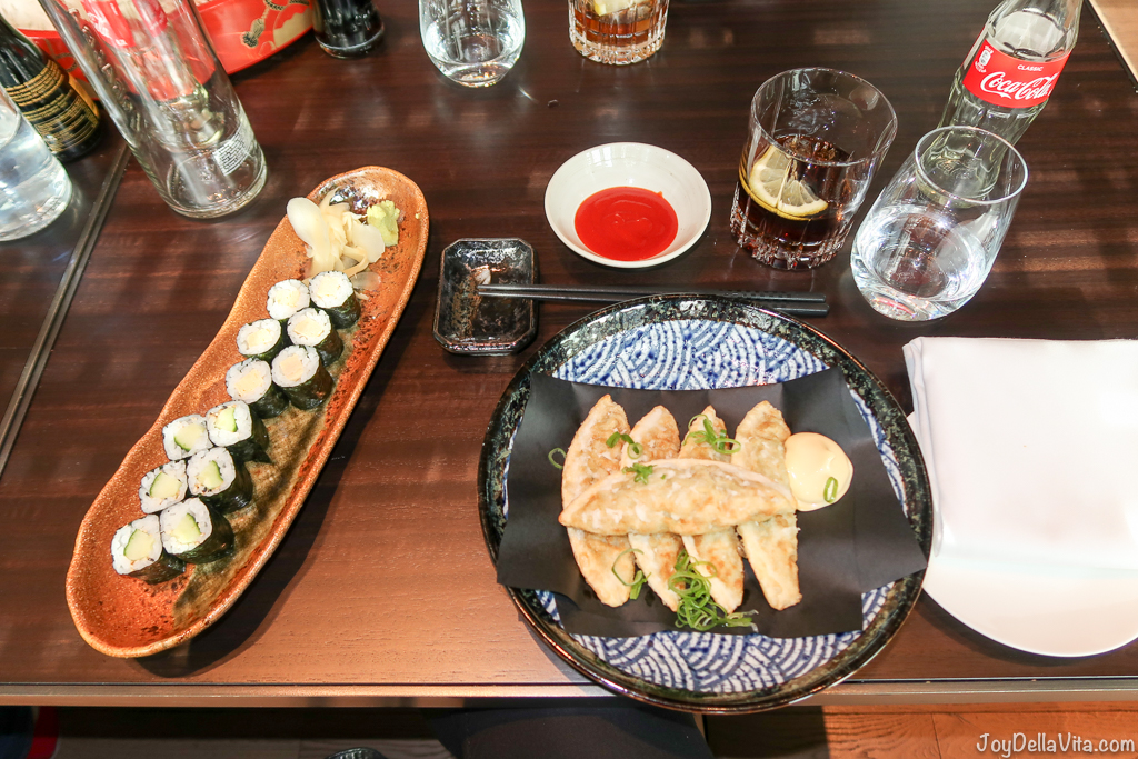sushi in baden baden at moriki roomers hotel joy della vita travelblog. Black Bedroom Furniture Sets. Home Design Ideas