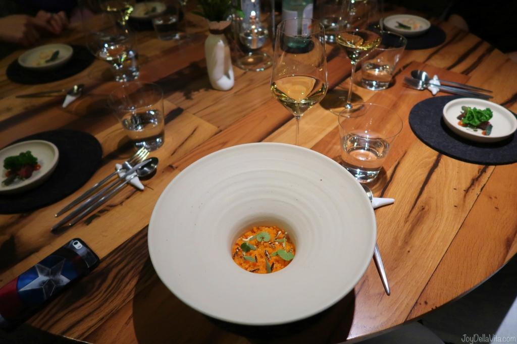 Amelia Michelin Star Restaurant San Sebastian Donostia – Vegetarian Tasting Menu