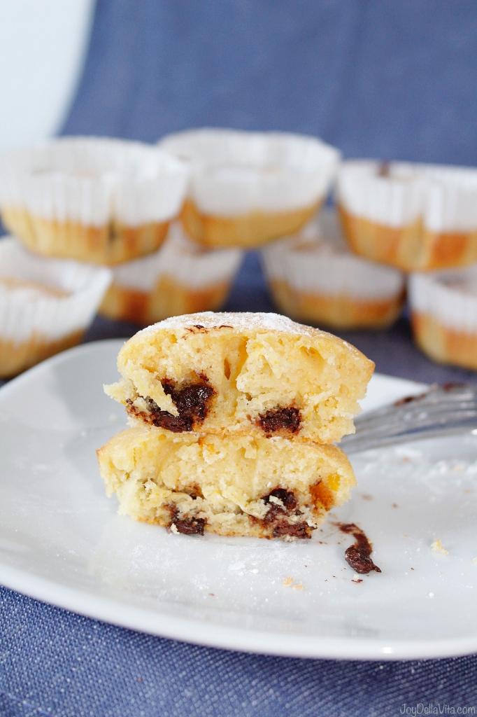 Arance e Yoghurt Muffins Italian Sicilian Oranges Mini Cakes Muffins Recipe JoyDellaVita