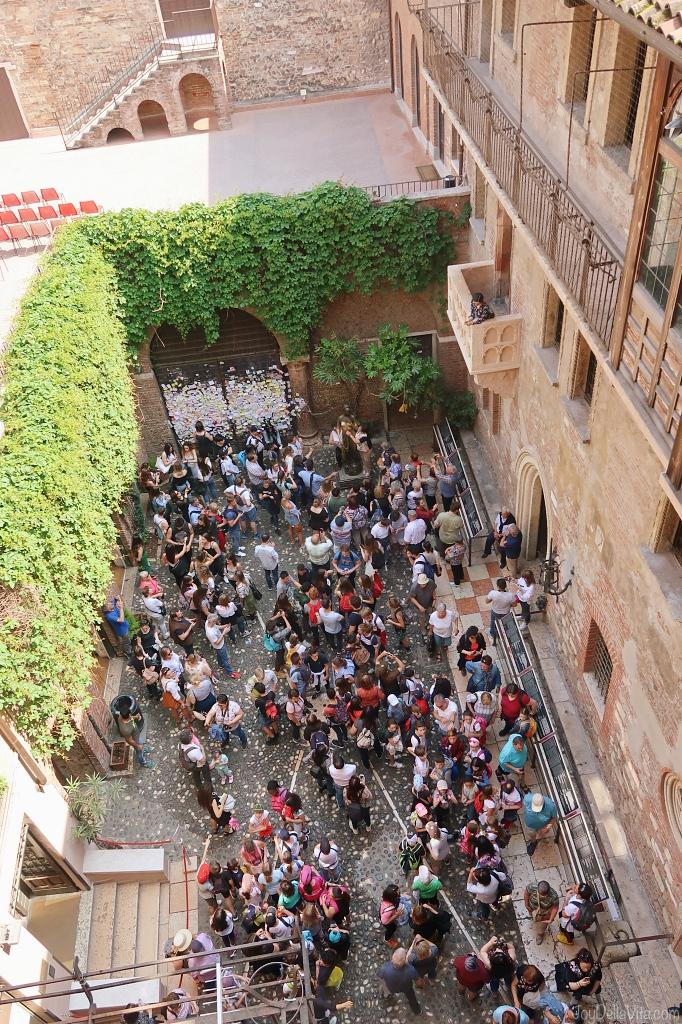 A mandatory visit to Casa di Giulietta Verona