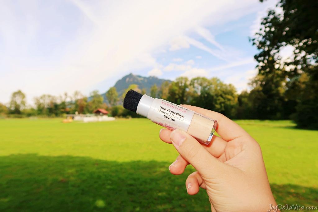 Derma-E Sun Protection Mineral Powder SPF 30