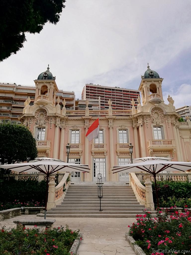 Art Museum NMNM Villa Sauber Monaco