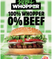 Burger King Germany introduces the vegan Rebel WHOPPER – sale starts today!