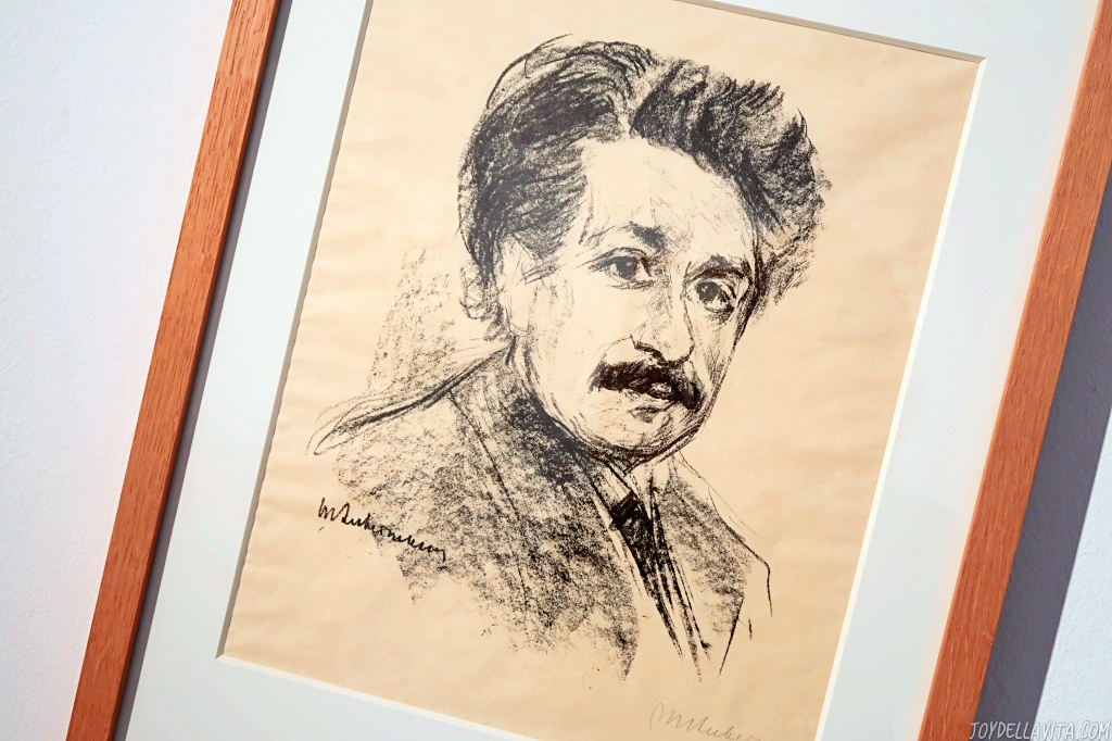 What's the connection between Albert Einstein and the city of Ulm in southern Germany?