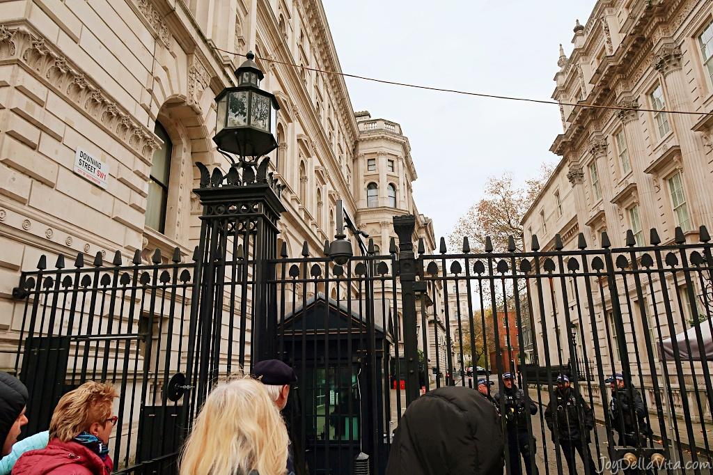 visit 10 downing street london