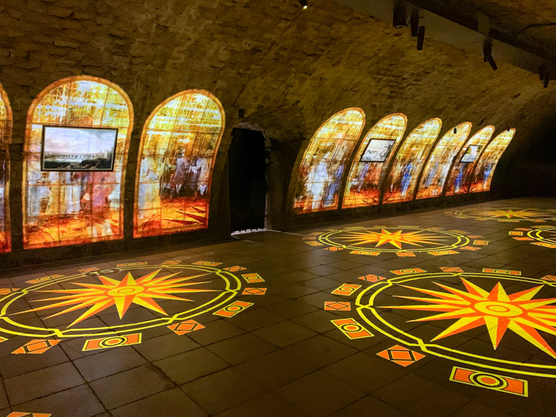Fortress Experience Dresden – multimedia museum in the former fortress
