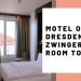 Motel One Dresden Zwinger Hotel Room Tour Video