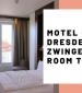 Motel One Dresden Zwinger Hotel Room Tour Video