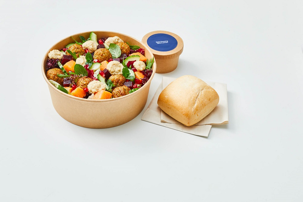 """Lufthansa launches new """"Onboard Delights"""" catering concept for European flights"""