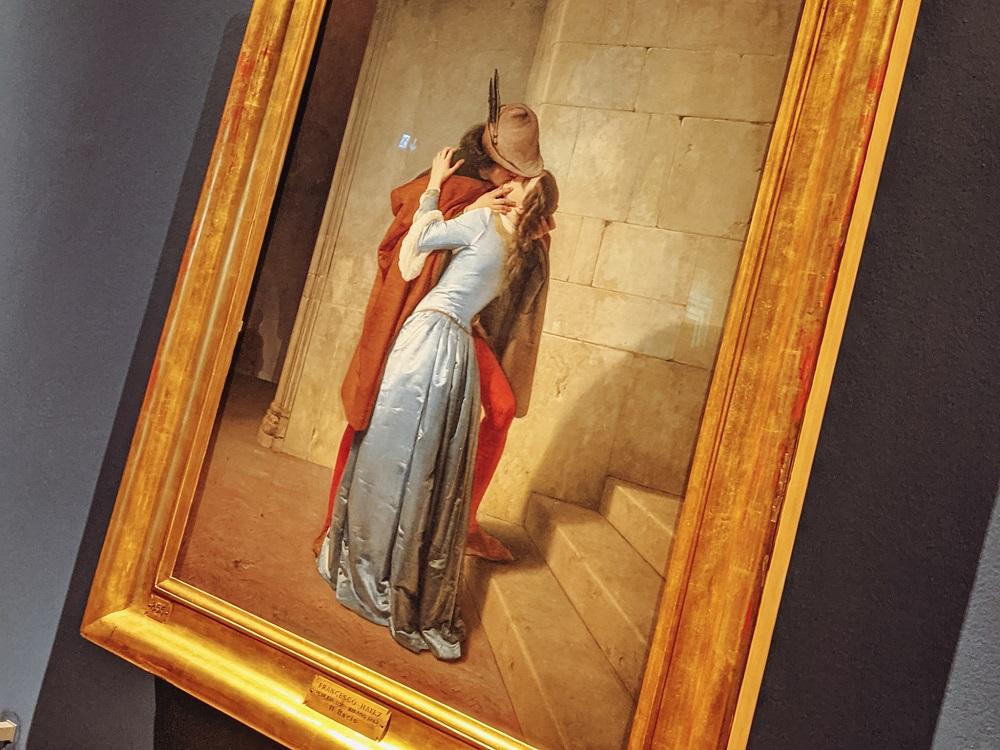 Art Gallery Pinacoteca di Brera Milan