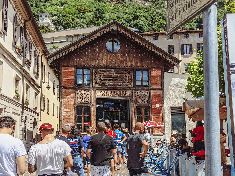 Where to buy tickets for the Como – Brunate Funicolare
