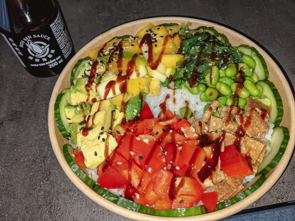 vegan Poké Bowl in Biberach an der Riss